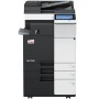 Develop Ineo+ 364e Colour Copier document feeder and trays