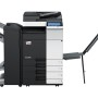Develop Ineo+ 364e Colour Copier document feeder finisher and banner tray