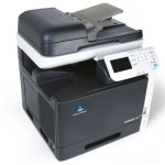 Konica Minolta Bizhub C35 Colour Copier