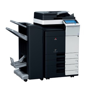 Olivetti d-Color MF452 Colour Copier document feeder finisher and trays
