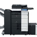 Olivetti d-Color MF652plus Colour Copier document feeder finisher and large capacity trays