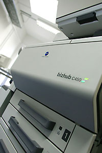 photocopiers for schools and charities