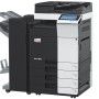 Develop Ineo+ 284e Colour Copier document feeder finisher and trays