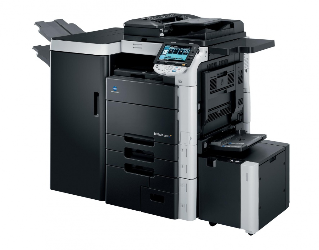 Konica Minolta Bizhub C652 Colour Copier/Printer/Scanner