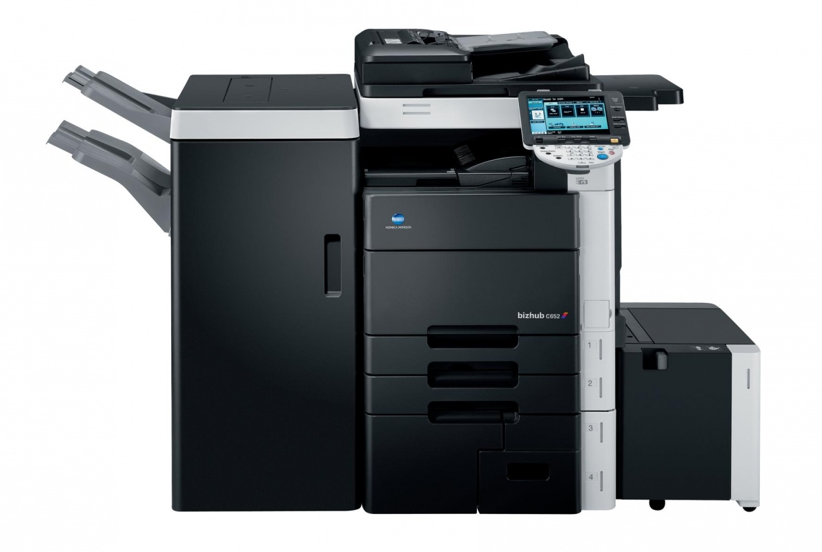 KONICA MINOLTA BIZHUB C654 PRINTER FAX DRIVERS WINDOWS XP