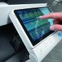 Konica Minolta Bizhub C654 Copier Touch Panel