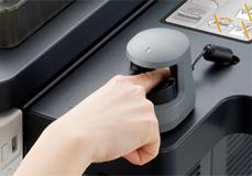 Konica Minolta C552 Improved Biometric Finger-Vein Authentication