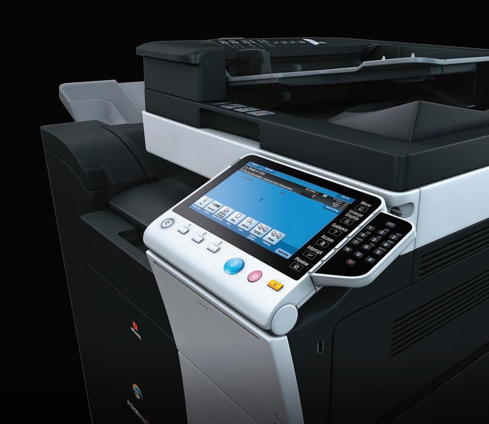 Lease Trade In >> Olivetti d-Color MF222plus - Copiers Direct
