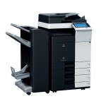 Olivetti d-Color MF362plus Colour Copier document feeder finisher and trays