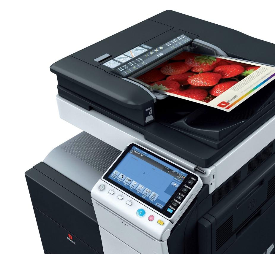 olivetti d color mf452 colour copier document feeder 926x856 hp color copier 270 ink cartridges 260x260 - Color Copy Machine