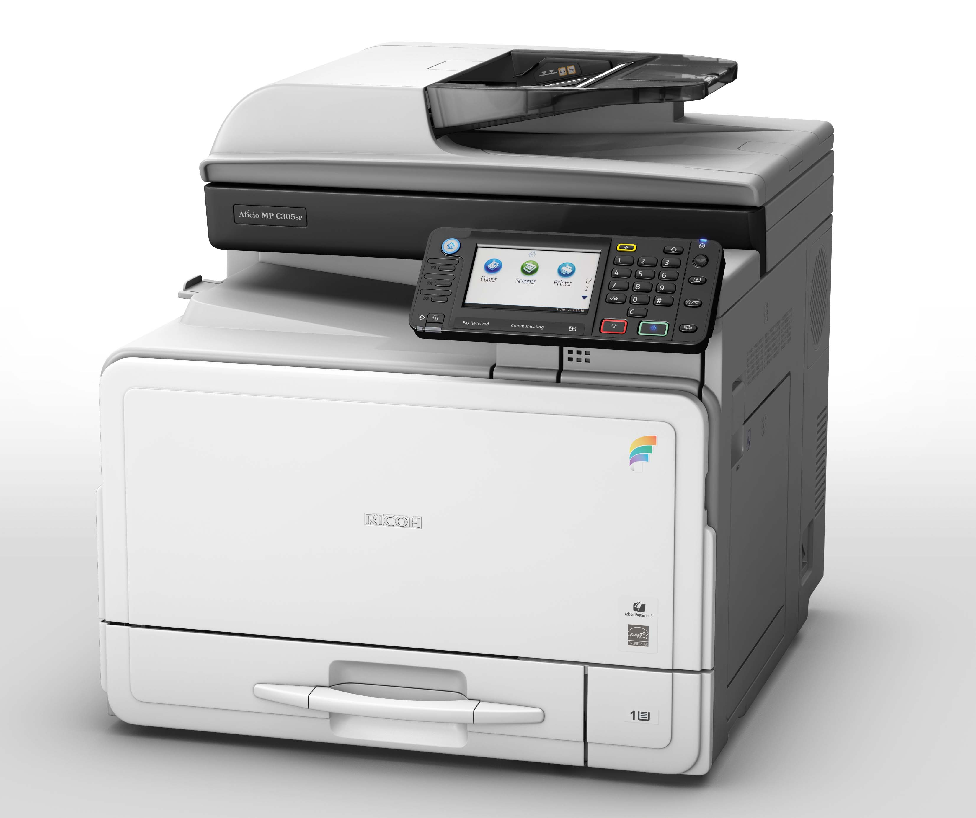 RICOH AFICIO MP C305 PCL6 DRIVERS DOWNLOAD