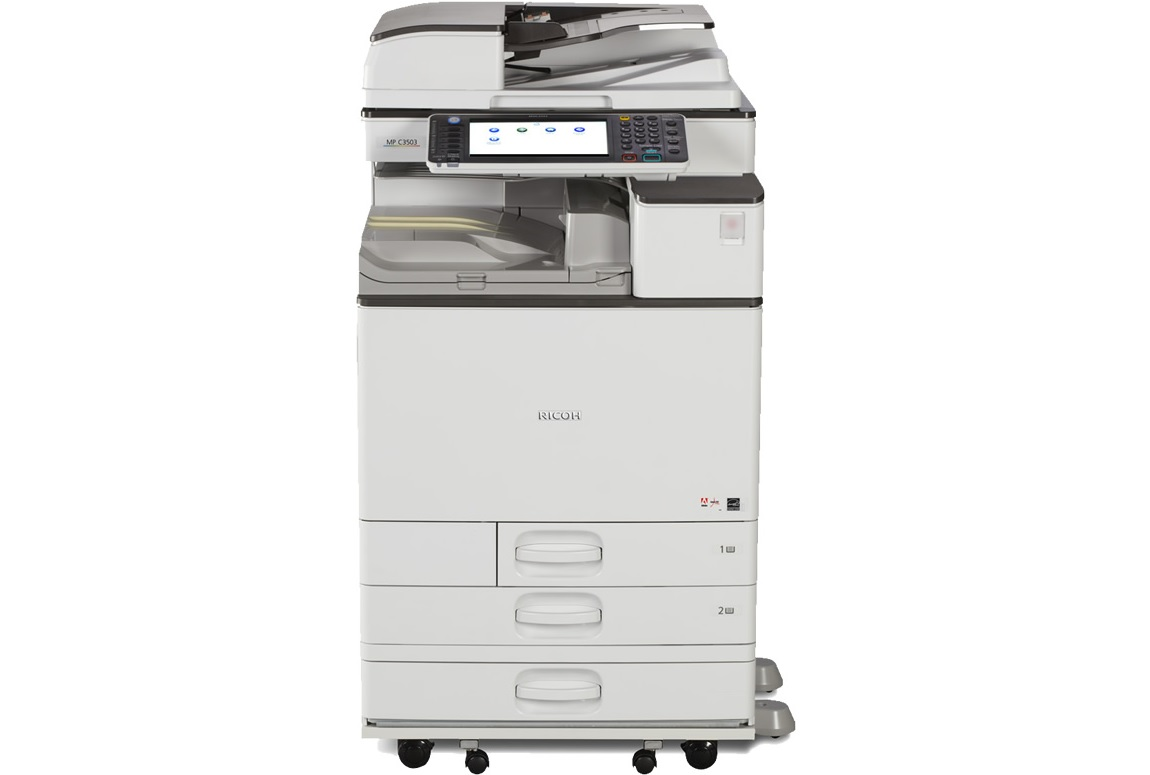 Ricoh MP C3503SP - Copiers Direct