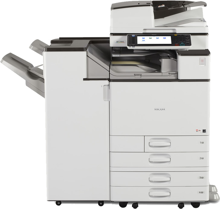 Ricoh MP C6003SP - Copiers Direct